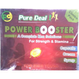 Penis Enlargement and Stamina Treatment, Power Booster-A Complete Men Solutions For Strength And Stamina